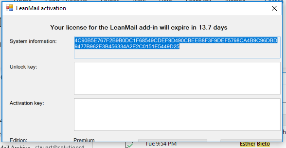 Home - Leanmail